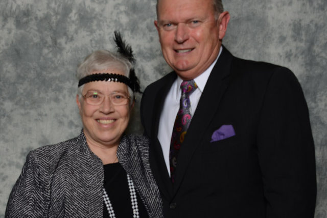 The Roaring 20's Come to Hope Hall's Toast for Hope