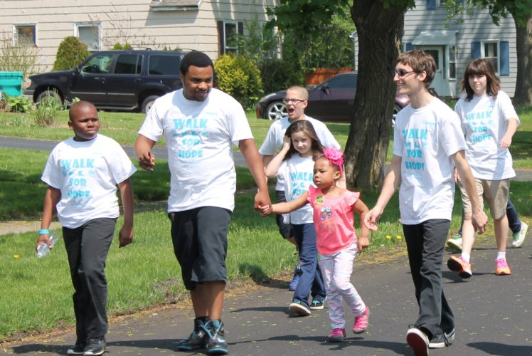 Our Annual Walk for Hope Fundraiser is Less Than Two Weeks Away!