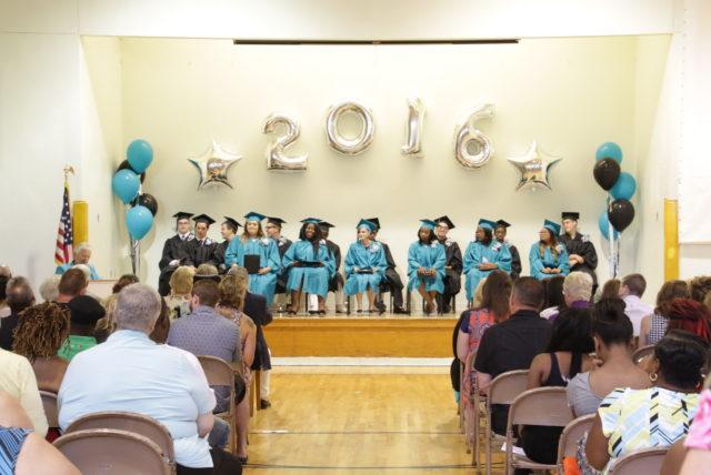 Hope Hall's 2016 High School & 8th Grade Graduation Ceremonies