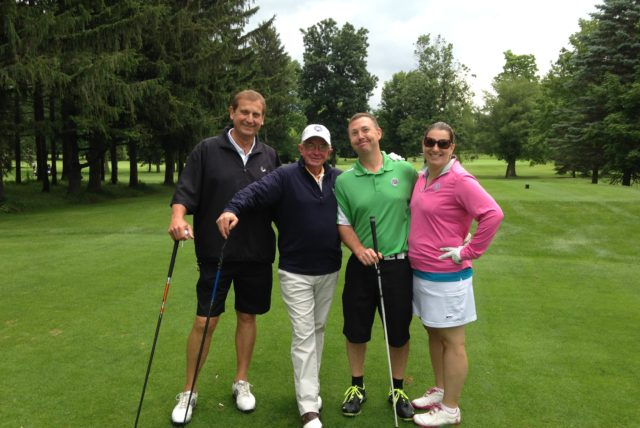 Participate, Sponsor, or Donate to Hope Hall's 21st Annual High Hopes Golf Tournament!