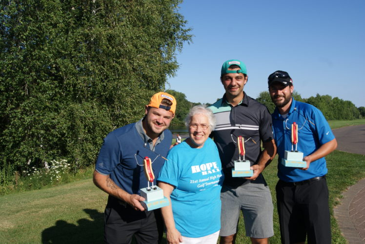 21st Annual High Hopes Golf Tournament, a Huge Success for Hope Hall