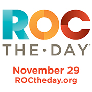 Are You Ready to ROC on Tuesday, November 29th?