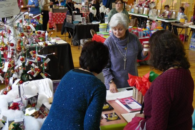 Don't Forget Hope Hall's Annual Holiday Sale on December 3rd