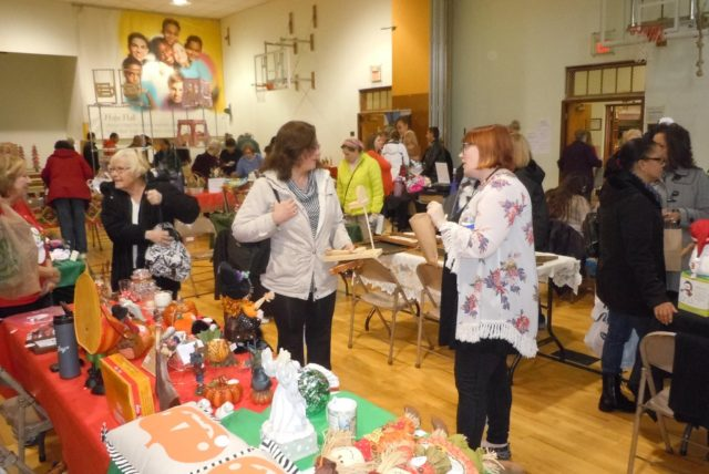 $6,425 Raised from Annual Holiday Sale & Craft Show
