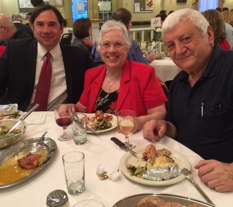 13th Annual Experience Italy Fundraising Dinner – April 29th, 2017