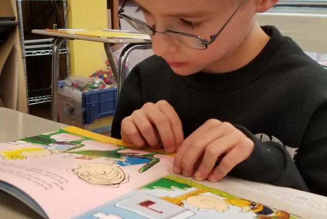 Reading Department Hosts I love Reading Party