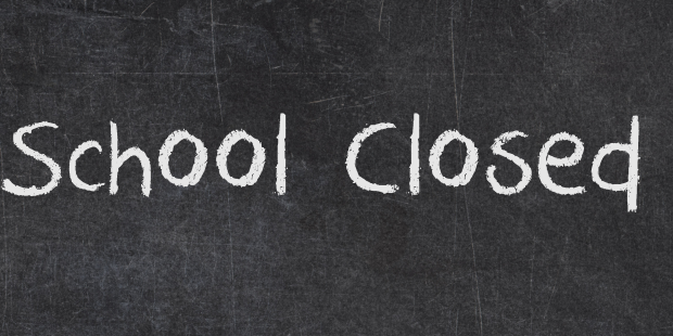 School Closed Through May 15th