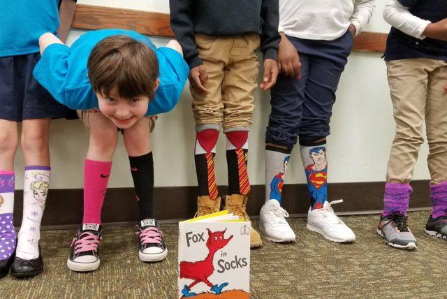 Hope Hall Celebrates Dr. Seuss Week