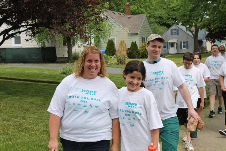 Save the Date for Hope Hall School's Annual Walk for Hope Fundraiser