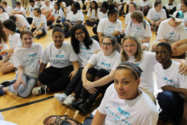 7 Days Left to Raise $20K to Reach our $32K Goal for Hope Hall's Annual Walk for Hope Fundraiser