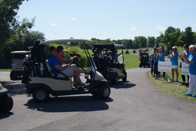 8 Golf Foursomes and 1 Twosome Spot Left For Hope Hall's 22nd Annual High Hopes Golf Tournament