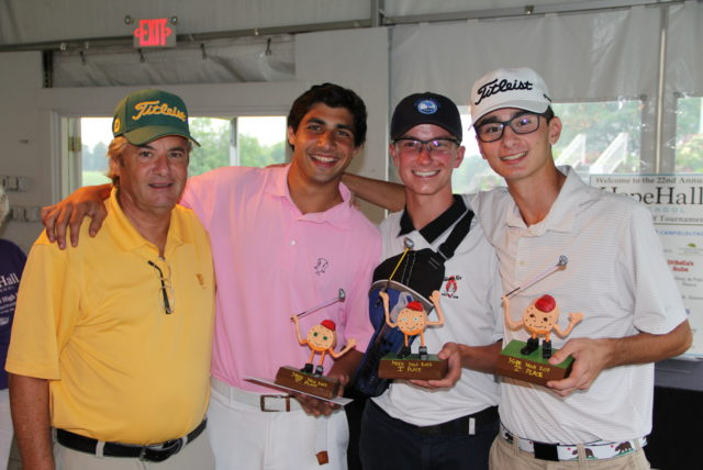 Hope Hall Raises Just Under $49K for Annual High Hopes Golf Tournament!