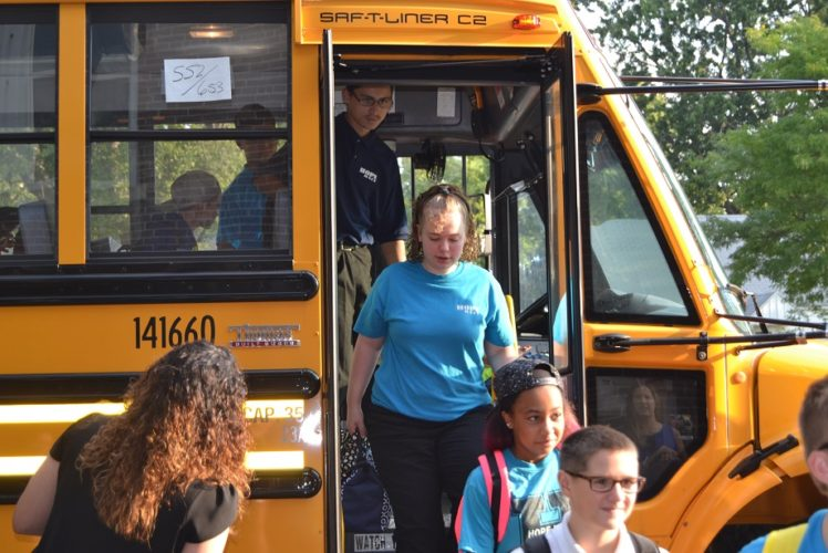 Back to School Open House on August 31, Hope Hall Closed September 1-4
