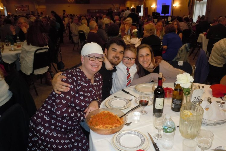 14th Annual Experience Italy Fundraising Dinner