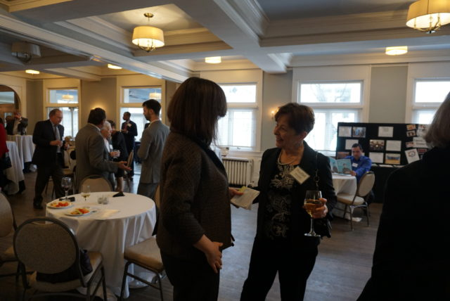 Cocktails & Conversation – A Stepping Stone for Hope Hall