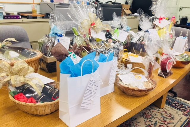 Wonderful Gifts In-Kind Donated to Hope Hall's 14th Annual Experience Italy