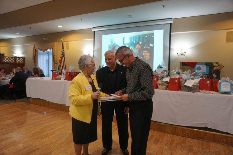 14th Annual Experience Italy Fundraising Dinner Generates Over $16,000 in Net Proceeds for Hope Hall