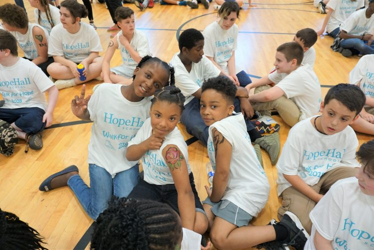 2018 Walk for Hope Fundraiser – A HUGE Success for Hope Hall School!