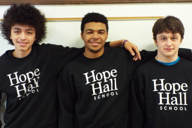 Hope Hall Raises $44,385 Through our A Community Thrives Campaign! Wow!