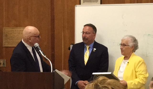 Town of Gates, Monroe County Legislature, & NYS Senate Honors Sister Diana Dolce, S.S.J.
