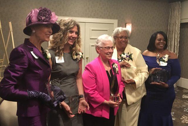 "Sr. Diana Dolce, S.S.J. Wins Rochester Women's Network ""W"" Award"